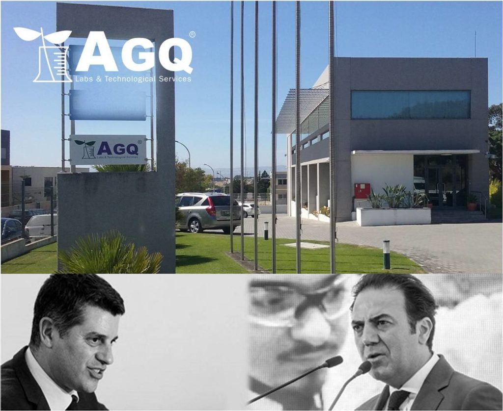 Nuevo laboratorio en Portugal con la visita del Ministro de Economía