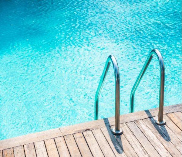 Análisis de agua de piscina