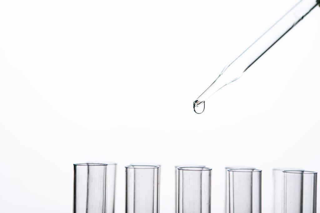 Analisis agua de piscina