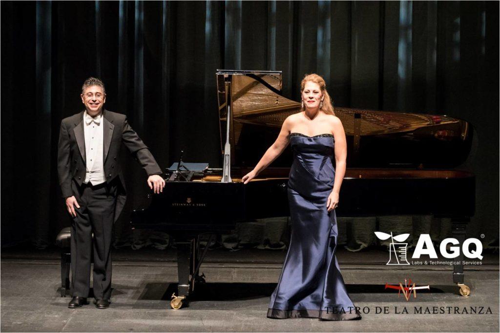 Éxito del recital de Sondra Radvanovsky