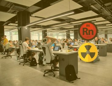 Acción frente al radón