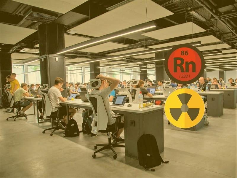 Accion frente al radon