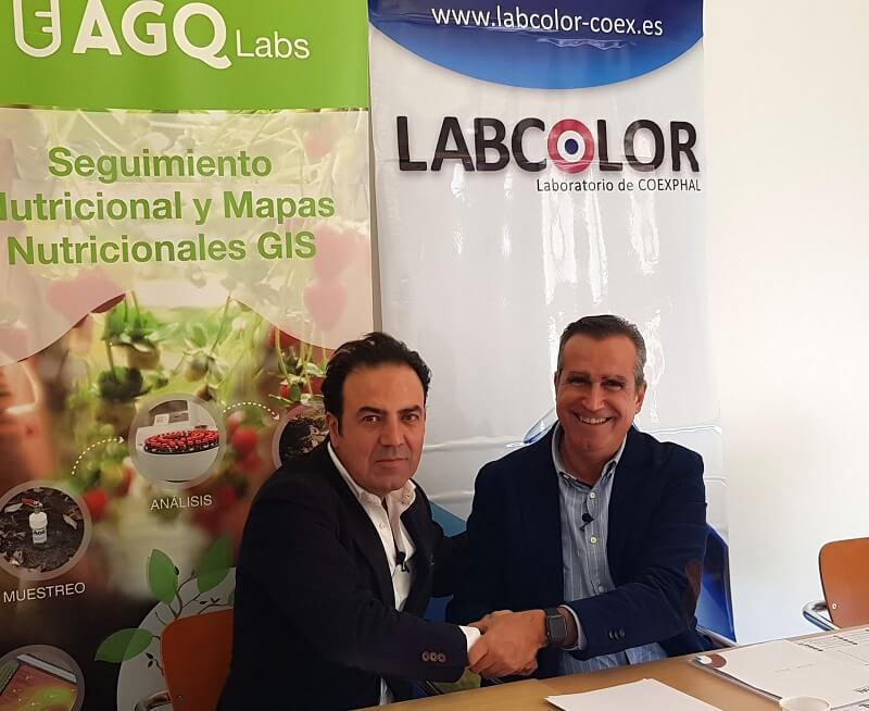 Alianza entre AGQ Labs y Labcolor