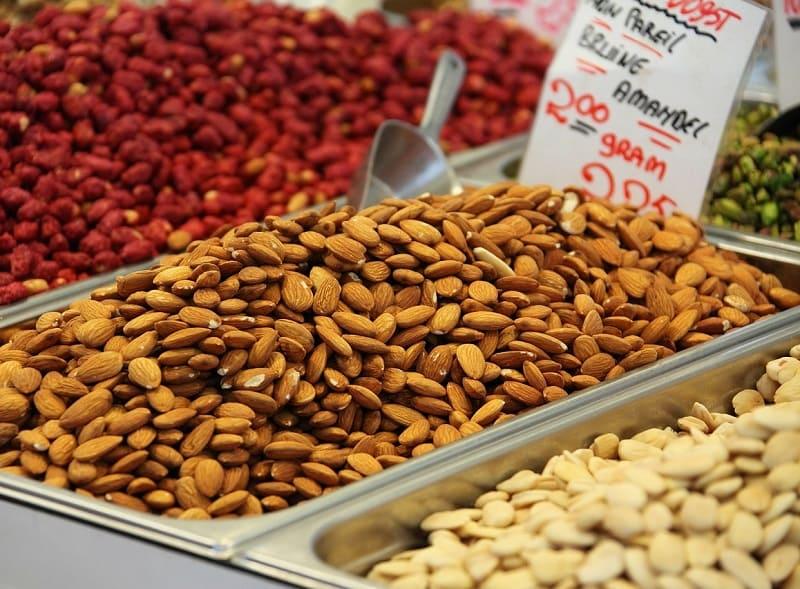 Analisis de frutos secos y control de calidad