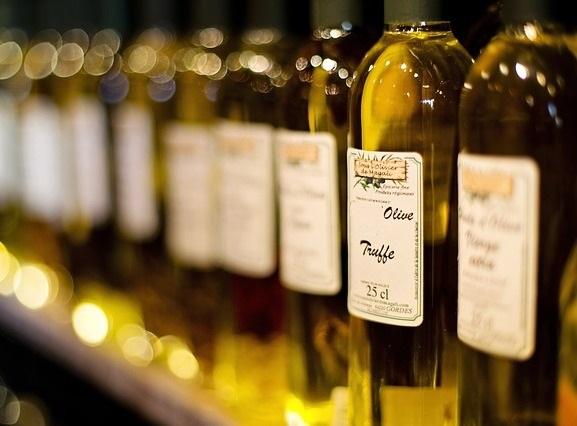 Analisis en aceite y aceituna