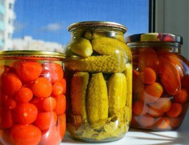 Calidad de conservas vegetales