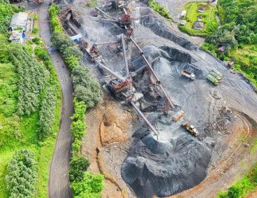 Caracterización geoquímica de áreas mineras