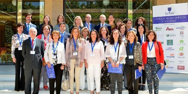 AGQ Labs participa en la Cátedra Mujer, Empresa y Sociedad
