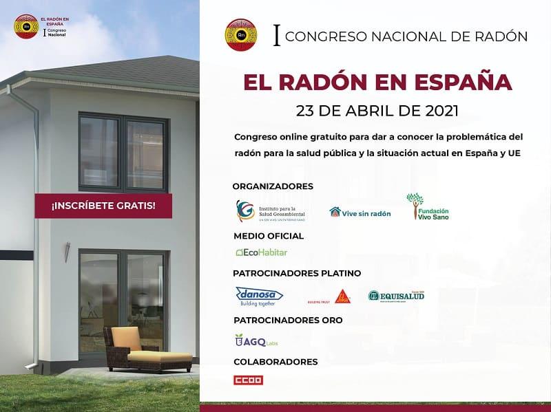 Congreso de Radon en España