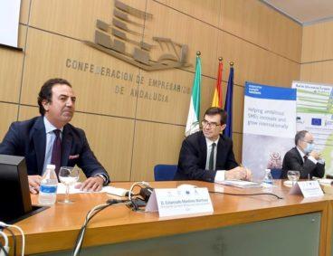 Empresas Andaluzas ante el Covid-19 y el Brexit