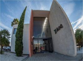 Edificio de AGQ Labs España