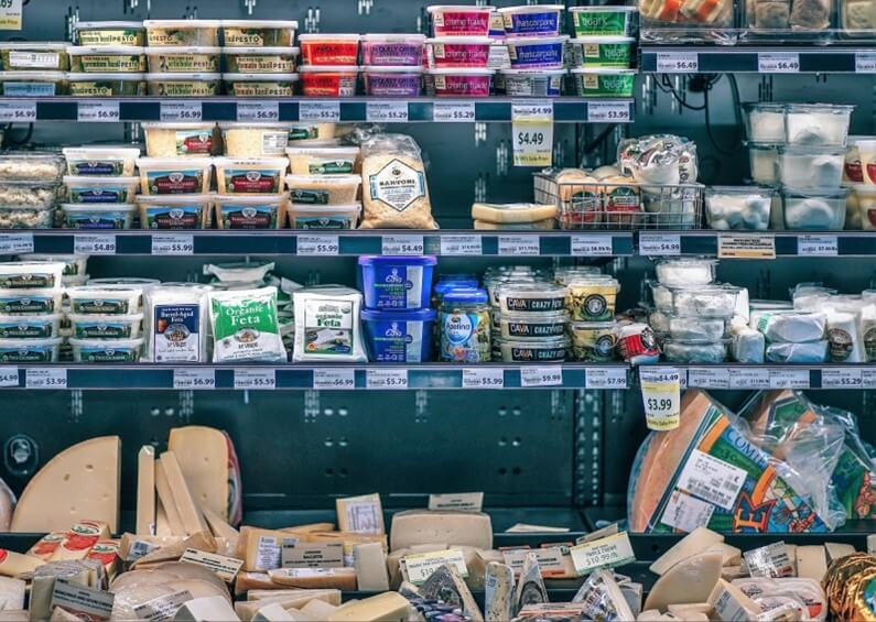 Estudios de vida util y etiquetado de alimentos