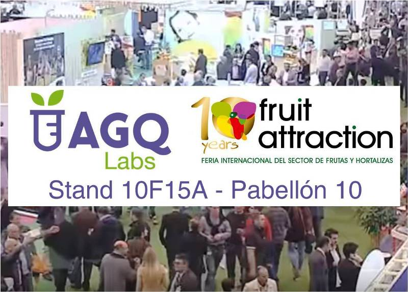 AGQ Labs en Fruit Attraction 2018