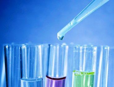 Glutaraldehído y Cloruro de didecil dimetil amonio