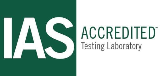 IAS laboratorio acreditado
