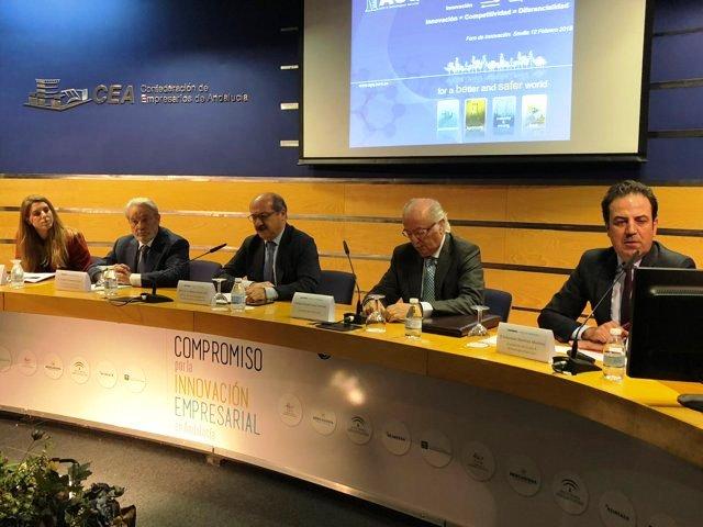 Innovación Empresarial en Andalucía