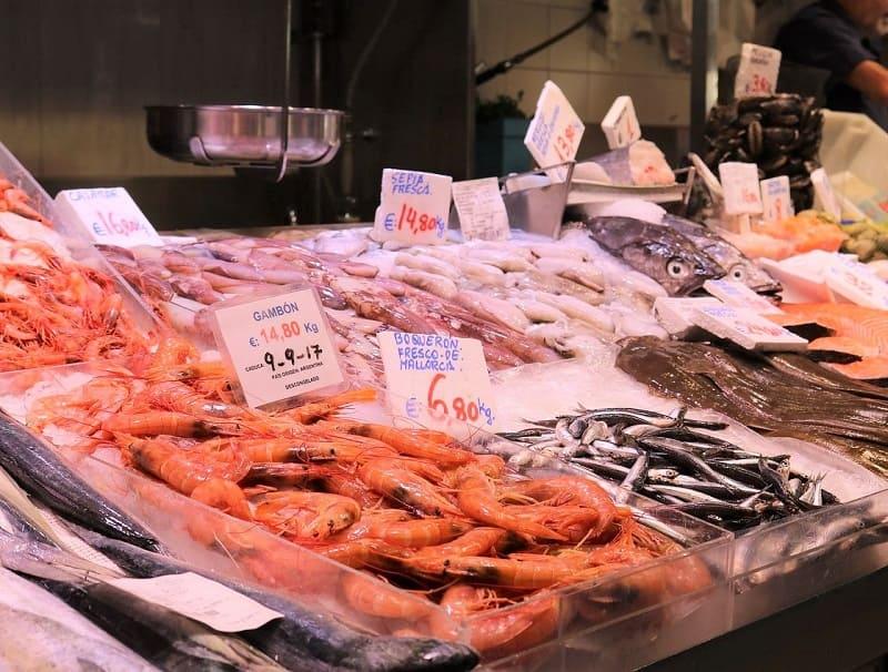 Limites para metales pesados en alimentos