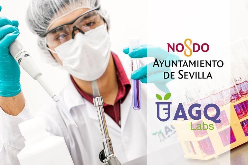 AGQ Labs recibe la Medalla de la Ciudad de Sevilla