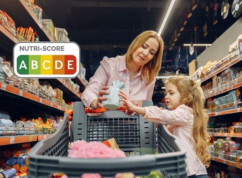 Nutriscore etiquetado nutricional informacion para el consumidor