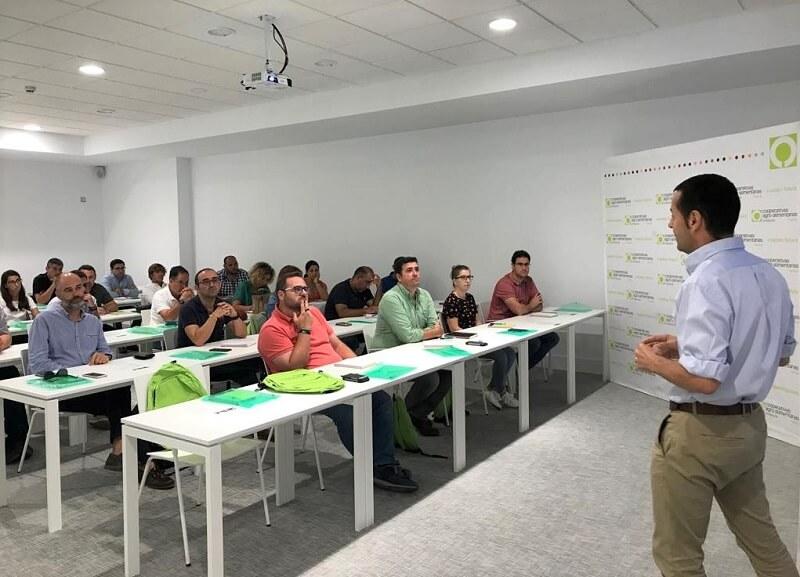 Produccion Integrada en Berries en cooperativas de Huelva