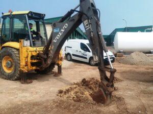 analisis de suelos contaminados