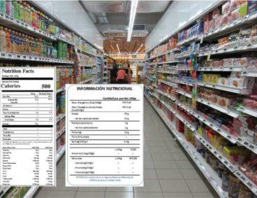 Análisis nutricional en alimentos
