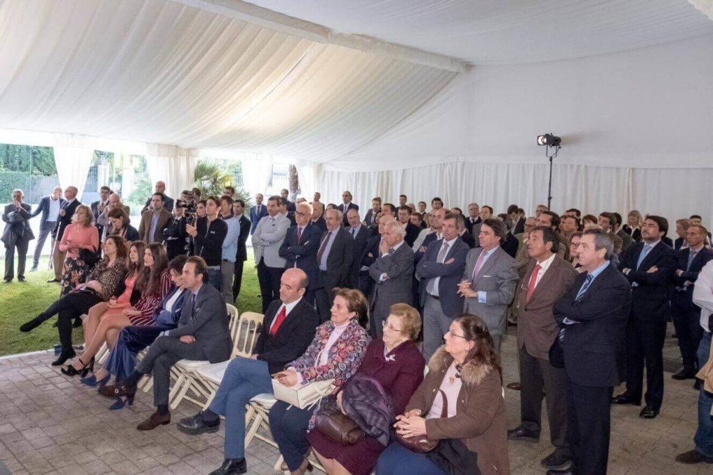 El Grupo AGQ Labs celebra su aniversario en España
