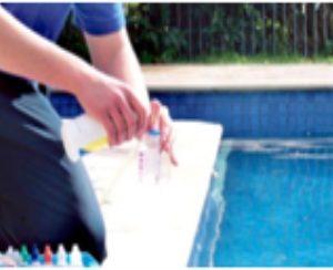 Calidad agua de piscina