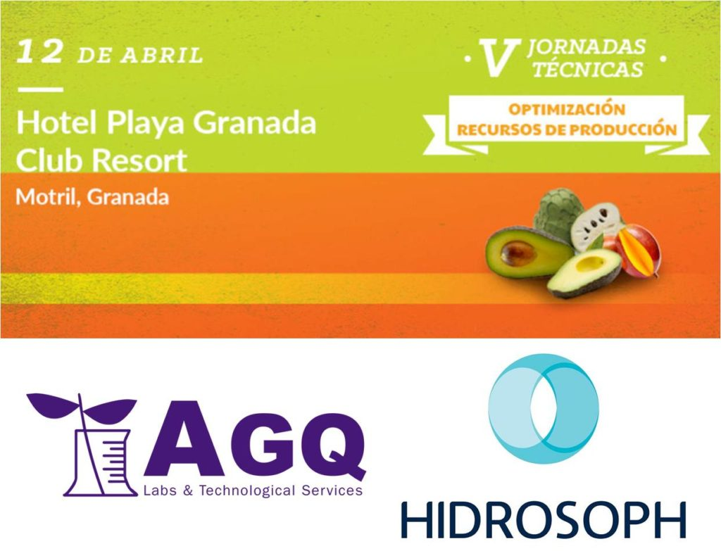 AGQ Labs en las Jornadas sobre Cultivos Tropicales