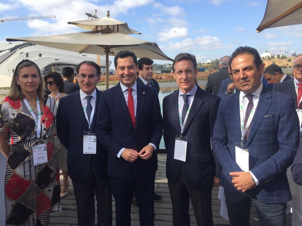 Encuentro empresarial Andalucía-Marruecos en Rabat