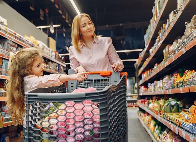 etiquetado nutricional de alimentos