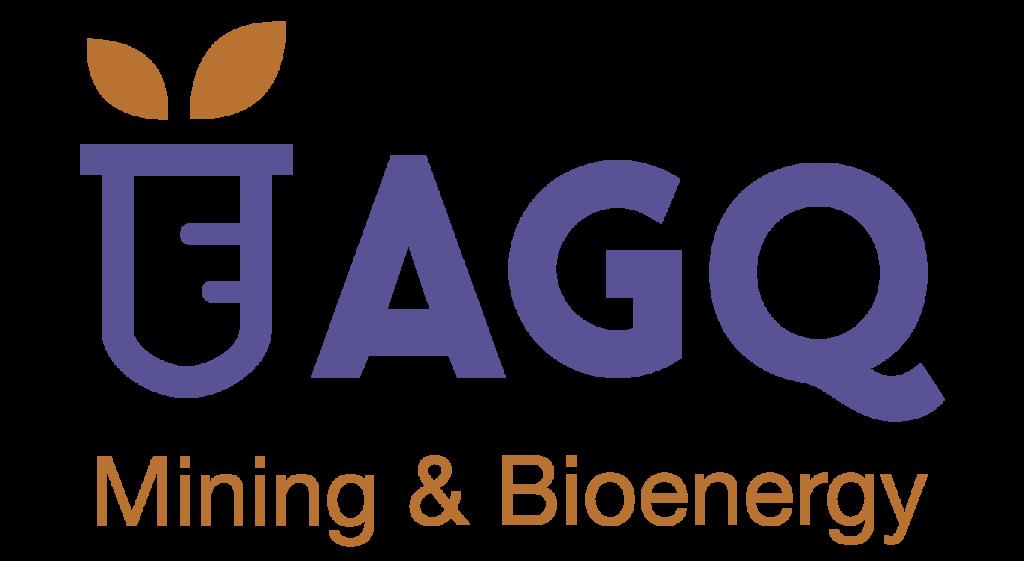logo agq mining