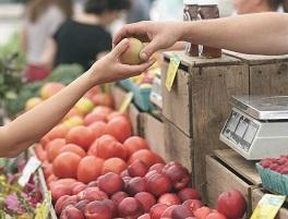 mercado seguridad alimentaria