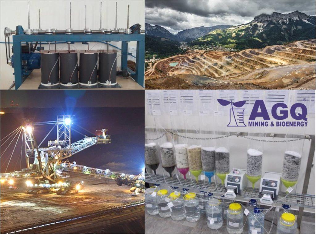 AGQ Mining amplía sus capacidades en ensayos metalúrgicos