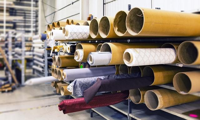 analisis textil foto