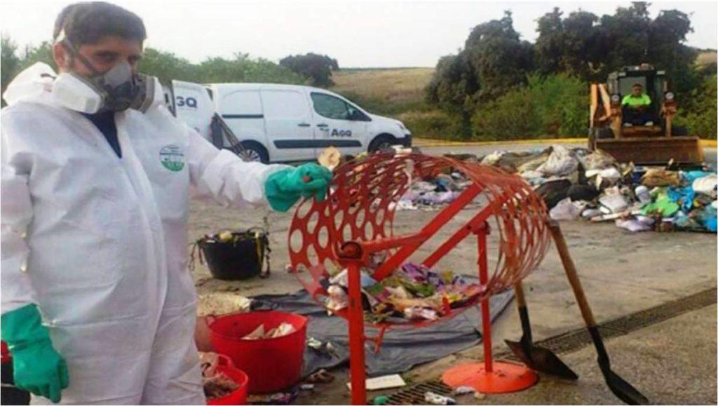 Adjudicación de caracterización de residuos domésticos