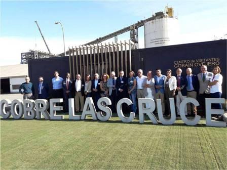 El sector minero-metalúrgico y el Gobierno andaluz colaboran